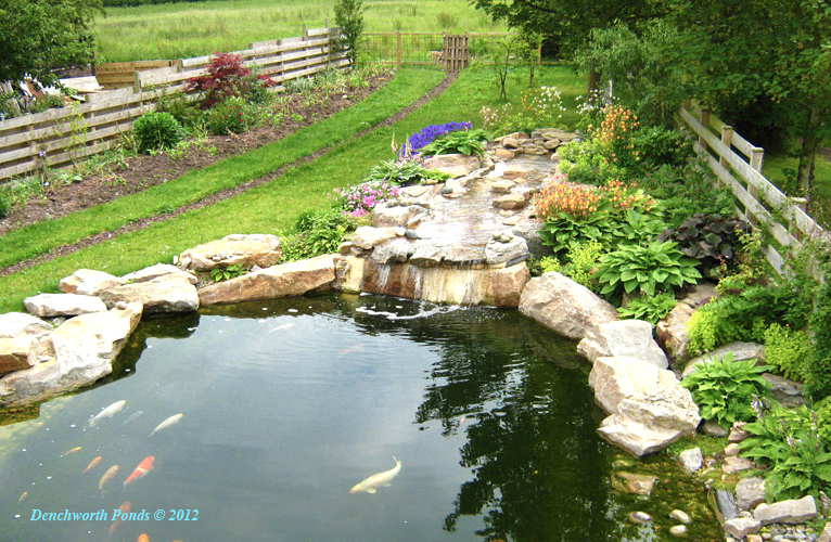 Denchworth Ponds And Gardens