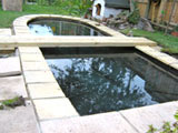 build garden pond oxfordshire 3