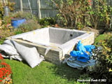 build garden pond oxfordshire