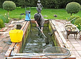 pond cleaning oxfordshire 3