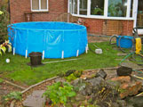 cleaning garden ponds oxford 2