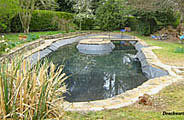 pond refurbishment oxfordshire
